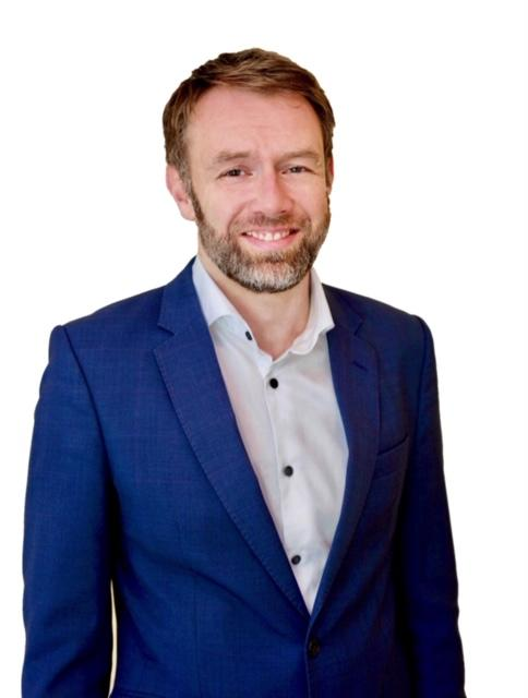 Ciarán Hourican Managing Partner
