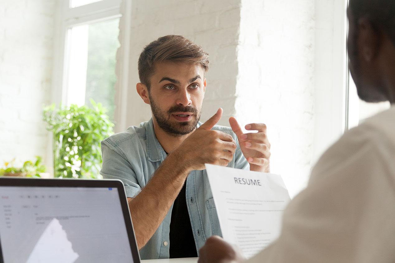 interview panel training